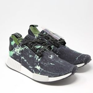 adidas NMD R1 PK Primeknit Marble size 9 Running